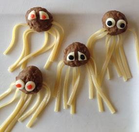 Meatball Octopus